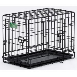 Midwest iCrate Two Doors Pet Crate Review
