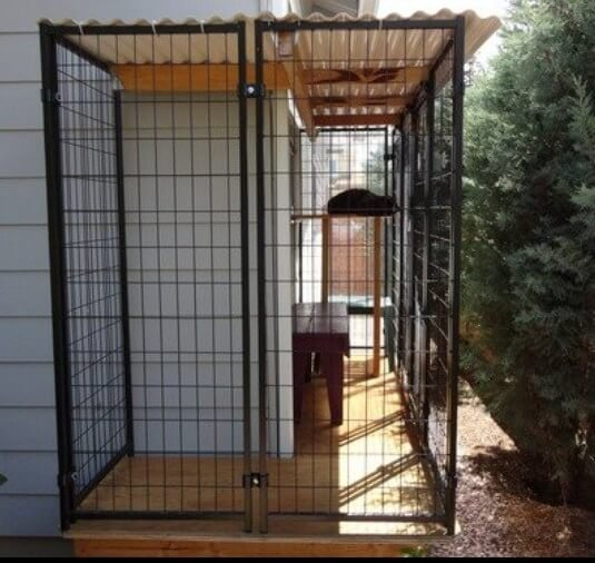 Lucky Dog Uptown Kennel Panels