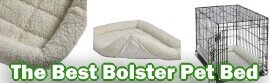 Deluxe Bolster Pet Bed