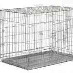 SmithBuilt Premium Folding Silver Dog Crate Review