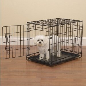 Petedge Easy Wire Dog Crate 30x19x22 Review
