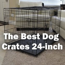 Top 5 Best Dog Crates 24-inch 2018 Review